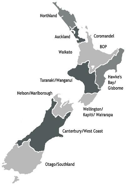 Find NZ MCPA members
